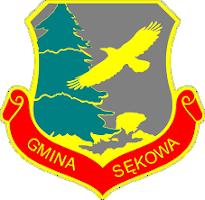 logotyp gminy Sękowa