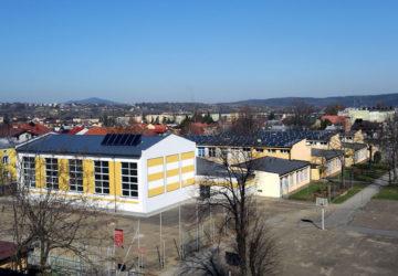 zadania zrealizowane na terenie Miasta Jasło