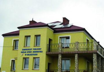 zadania zrealizowane na terenie Gminy Kołaczyce