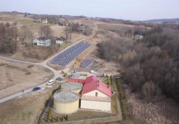 zadania zrealizowane na terenie Gminy Szerzyny