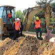 Inwestycje w zakresie gospodarki ściekowej w gminie Czarna