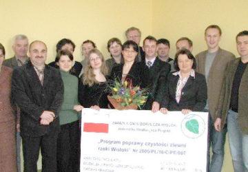 Osoby pracujące przy projekcie - Program poprawy czystości zlewni rzeki Wisłoki