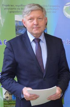Andrzej Czernecki - przewodniczący Zarządu Związku