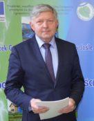 Andrzej Czernecki -Przewodniczacy Zarzadu Związku