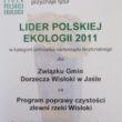 Lider Polskiej Ekologii