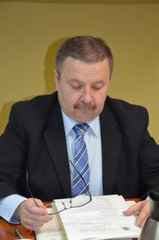 Marek Rączka - zastępca przewodniczacego Związku - Wójt Gminy Żyraków