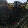 Sieć kanalizacyjna w Łazach Dębowieckich