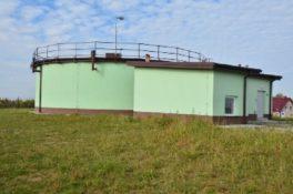 """zakończenie robót budowlanych w ramach Projektu """"Program poprawy czystości zlewni rzeki Wisłoki – Etap II"""