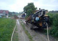 Budowa wodociągu Gmina Dębica